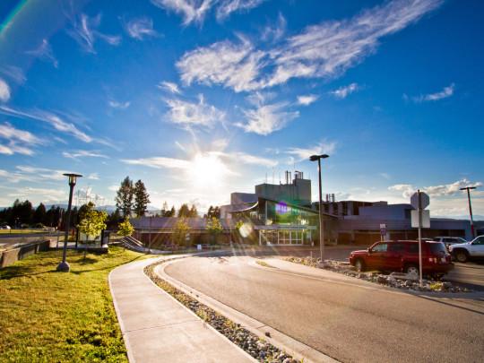 East Kootenay Hospital